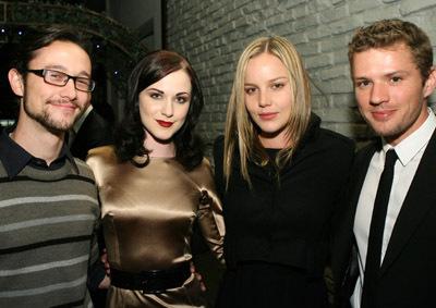 Ryan Phillippe, Abbie Cornish, Joseph Gordon-Levitt, and Evan Rachel Wood