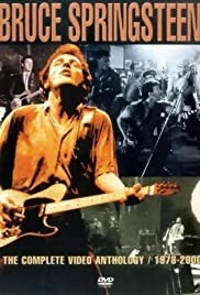 Bruce Springsteen: Video Anthology 1978-1988 (1989) Poster - Movie Forum, Cast, Reviews