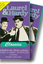 Image of A Laurel and Hardy Cartoon