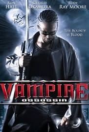 Vampire Assassin Poster