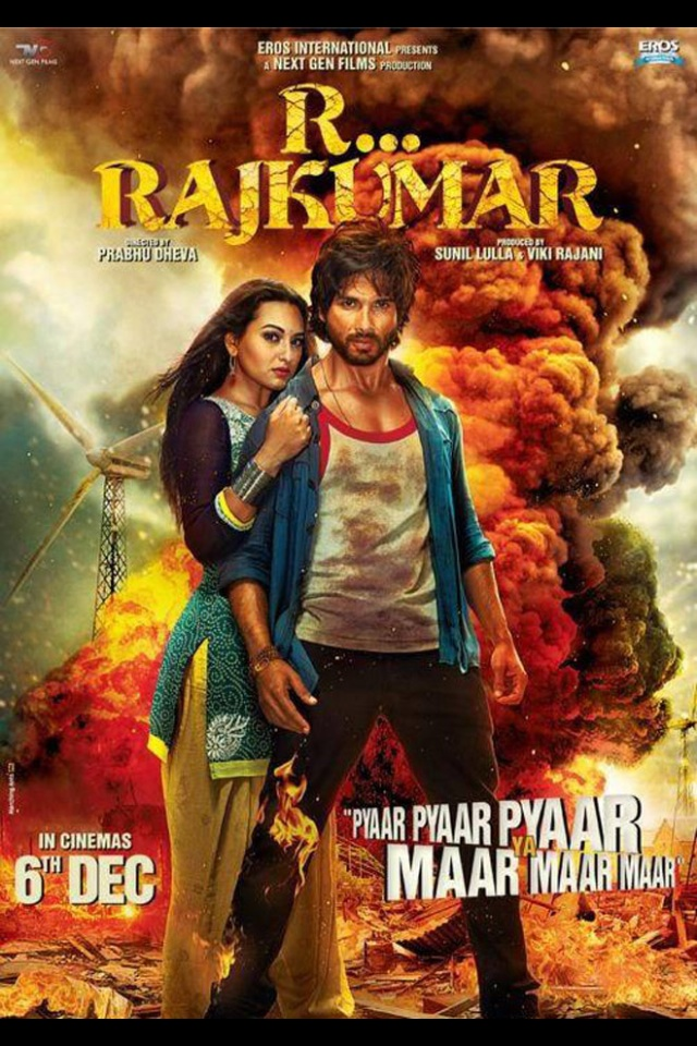 Image result for r...rajkumar.2013. poster