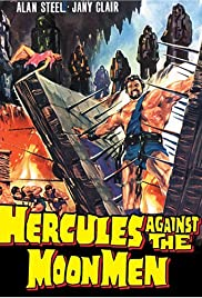 Hercules Against the Moon Men Poster
