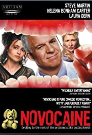 Novocaine (2001) Poster - Movie Forum, Cast, Reviews