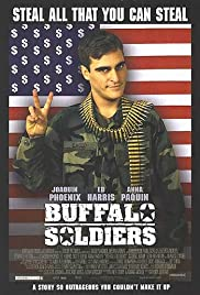 Buffalo Soldiers (2001) Poster - Movie Forum, Cast, Reviews