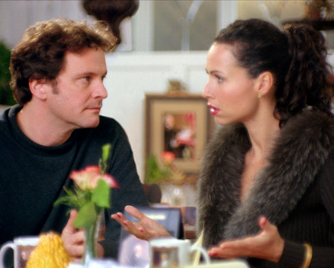 Colin Firth and Minnie Driver in Hope Springs (2003)