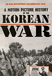 The Korean War Poster