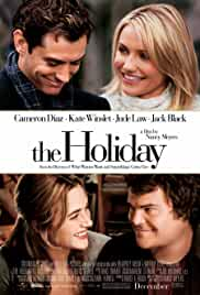 The Holiday 2006 BRRip 480p 400MB ( Hindi – English ) MKV
