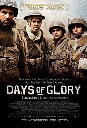 Days of Glory poster