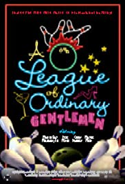 A League of Ordinary Gentlemen Poster