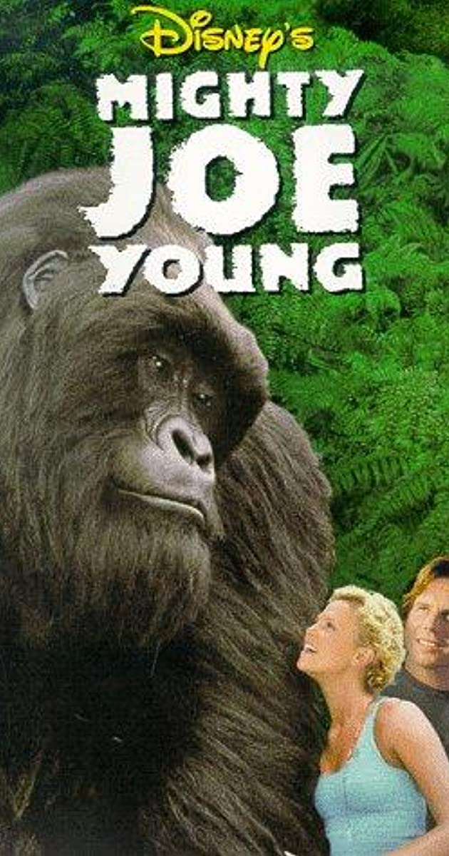 mighty joe young 1998 imdb