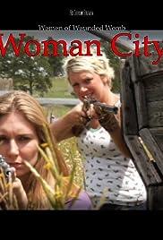 Woman City Poster