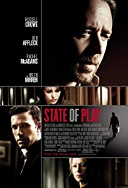 State of Play (2009) Poster - Movie Forum, Cast, Reviews