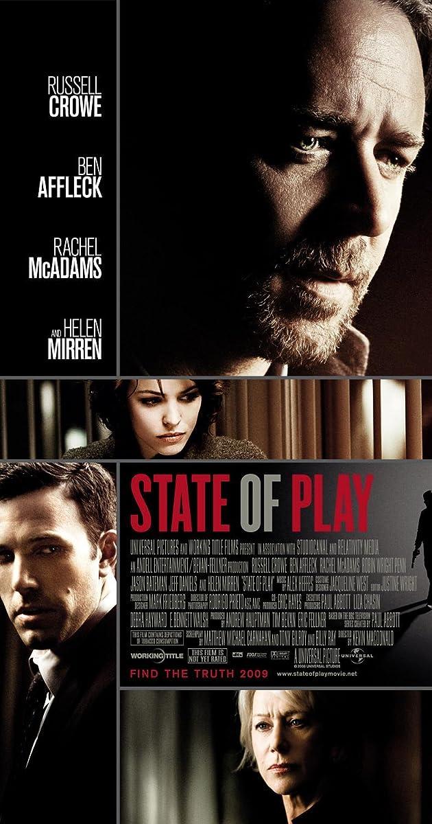 Tikroji padėtis / State of Play (2009) Online