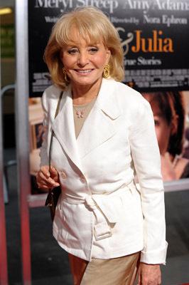 Barbara Walters at Julie & Julia (2009)