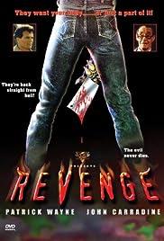 Revenge(1986) Poster - Movie Forum, Cast, Reviews