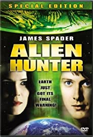 Alien Hunter Poster