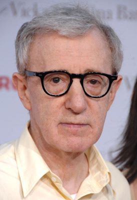 Woody Allen at Vicky Cristina Barcelona (2008)
