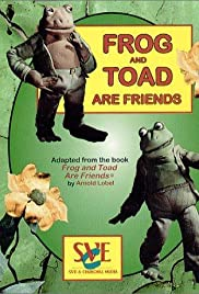 Frog and Toad Are Friends Poster