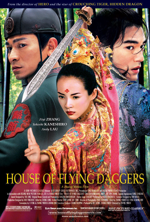 pictures amp photos from house of flying daggers 2004 imdb