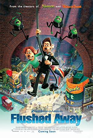 Flushed Away (2006) Download on Vidmate
