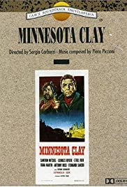 Minnesota Clay Poster