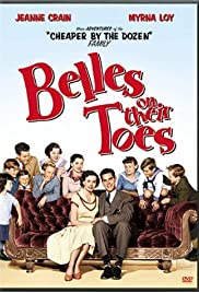 Belles on Their Toes Poster