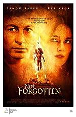 Not Forgotten(2009)