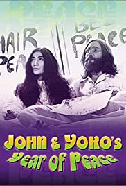 John & Yoko's Year of Peace Poster