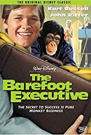 The Barefoot Executive Poster
