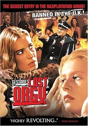 La última orgía de la Gestapo ()