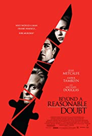 Beyond a Reasonable Doubt (2009) Poster - Movie Forum, Cast, Reviews