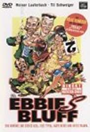 Ebbies Bluff Poster