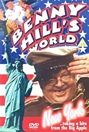 Benny Hill's World Tour: New York! Poster