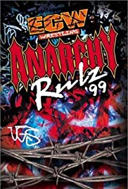 Extreme Championship Wrestling: Anarchy Rulz '99 Poster