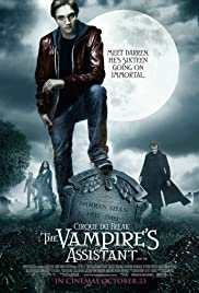 Cirque du Freak: The Vampire's Assistant (2009) Poster - Movie Forum, Cast, Reviews