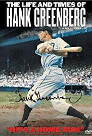 The Life and Times of Hank Greenberg Poster