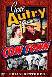 Cow Town Poster