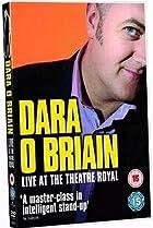 Image of Dara O'Briain: Live at the Theatre Royal