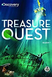 Treasure Quest Poster - TV Show Forum, Cast, Reviews