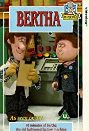 Bertha Poster - TV Show Forum, Cast, Reviews