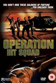 Operation Hit Squad Poster