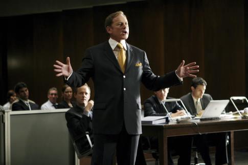 Victor Garber in Justice (2006)