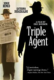 Triple agent (2004) Poster - Movie Forum, Cast, Reviews