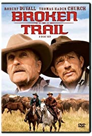 Broken Trail Poster - TV Show Forum, Cast, Reviews