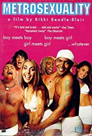 Metrosexuality Poster - TV Show Forum, Cast, Reviews