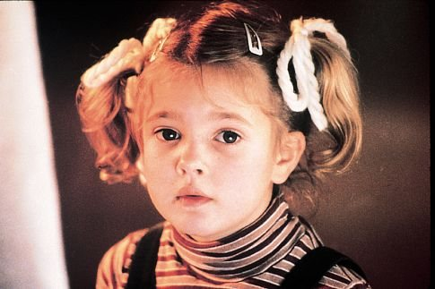 Drew Barrymore in E.T. the Extra-Terrestrial (1982)
