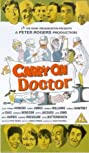 Carry on Doctor (1967) Poster