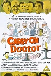 Carry on Doctor Poster