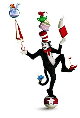 New 'Cat in the Hat' Movie in the Works From Warner Bros.