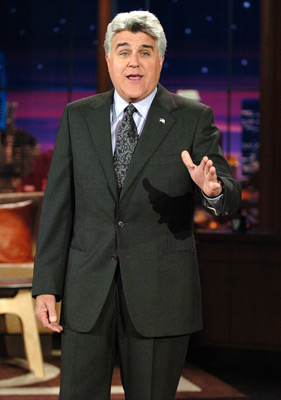 Jay Leno at The Tonight Show with Jay Leno (1992)